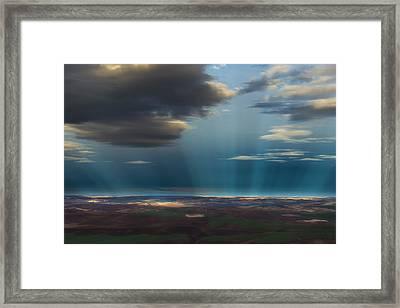 Phenomenon Framed Print