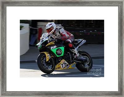 Phil Harvey Framed Print