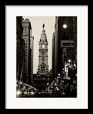 William Penn Framed Prints
