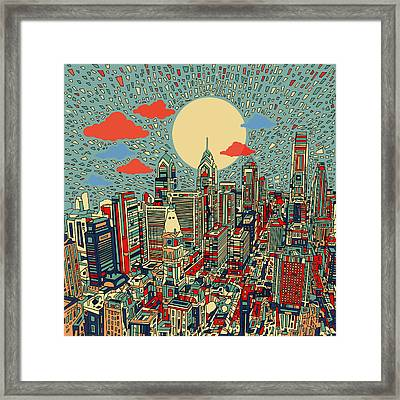 Philadelphia Dream 2 Framed Print