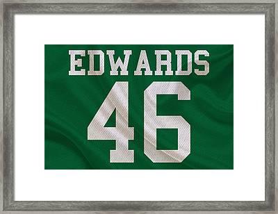Philadelphia Eagles Herman Edwards Framed Print