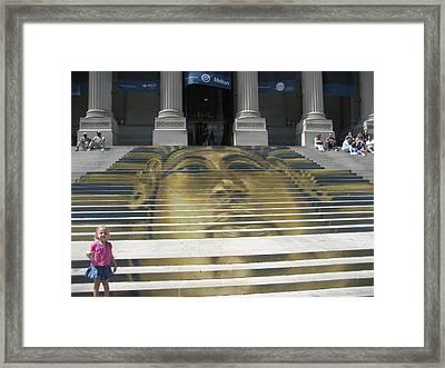 Philadelphia Pa - 121212 Framed Print by DC Photographer