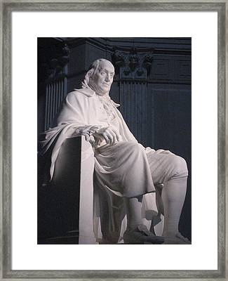 Philadelphia Pa - 12126 Framed Print by DC Photographer