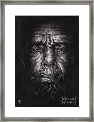 Philip Framed Print