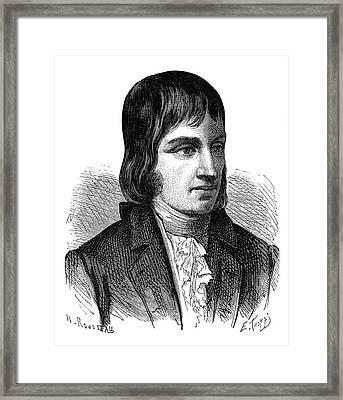 Philippe Lebon Framed Print