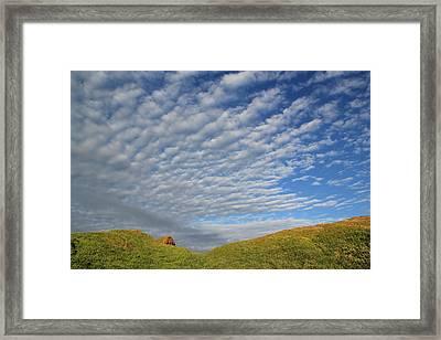 Phillip Island One Framed Print by A K Dayton