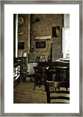 Phillipsburg Brewing Company Framed Print by Image Takers Photography LLC - Carol Haddon