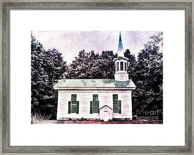 Phillipsport Methodist Framed Print