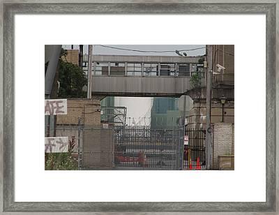 Philly 3 Framed Print by Steve Breslow