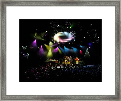 Phish At Alpine Valley Framed Print by Shawn Everhart