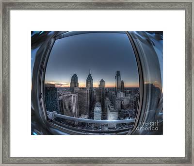 Phish Bowl - Philadelphia Framed Print