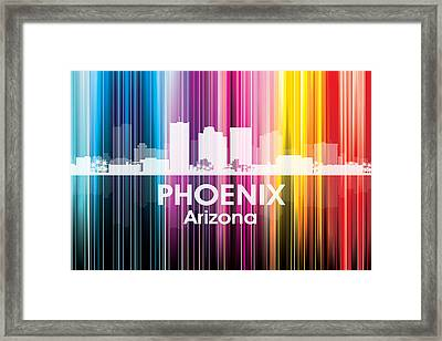 Phoenix Az 2 Framed Print by Angelina Vick