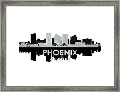 Phoenix Az 4 Framed Print by Angelina Vick