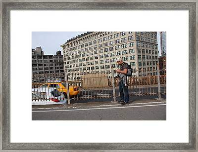 Photo 2805 Framed Print by Deidre Elzer-Lento