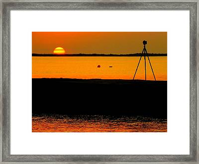 Photographer's Dream Framed Print by Karen Wiles