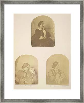 Photographic Studies Framed Print