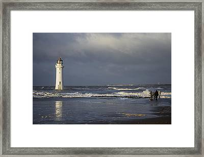 Photographing The Photographer Framed Print by Spikey Mouse Photography