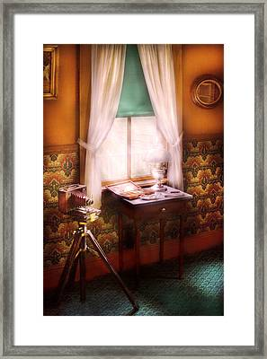 Photography - Creative Pursuits Framed Print by Mike Savad