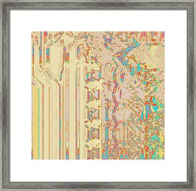 Photomicrograph Framed Print by Charles Ragsdale