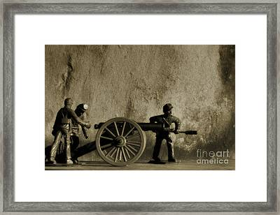 Photos From The Front Civil War One Framed Print