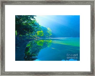 Photoshop Design Framed Print