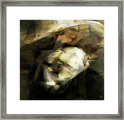 Picasso Framed Print by  Fli Art
