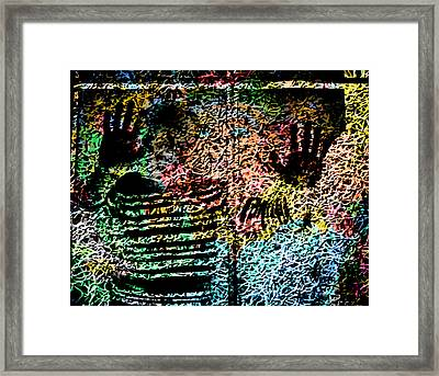 Picasso Framed Print by David Blank