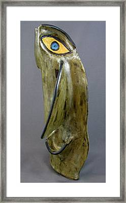 Picasso Framed Print by Mario Perron