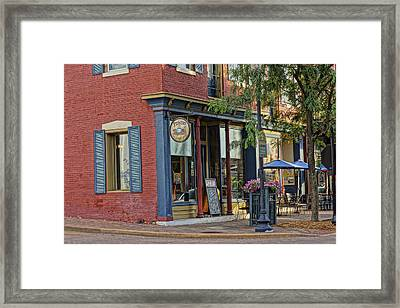 Picasso's N Main St Charles Mo Dsc00900  Framed Print