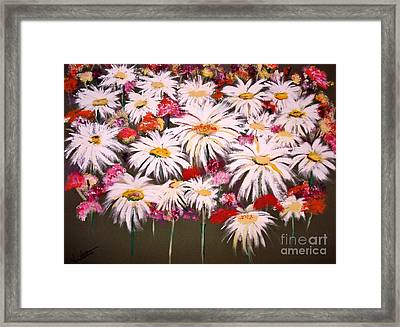 Pick One For Me Framed Print by Lori  Lovetere