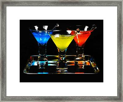 Pick Your Poison Framed Print by Diana Angstadt