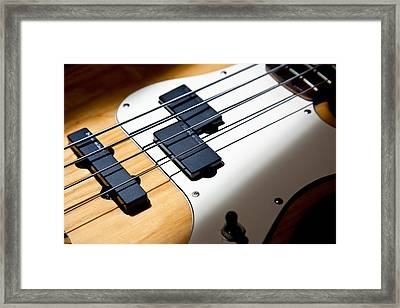 Pickup Lines Framed Print by Peter Tellone