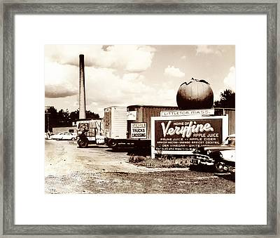 Picture 16 - New - Veryfine Framed Print