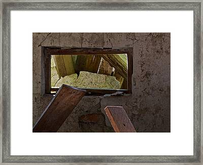 Picture At An Exhibition Framed Print