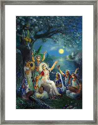 Picture From Aindra Book  Framed Print by Lila Shravani