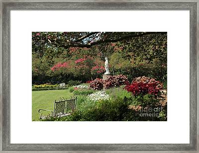 Picture Perfect Garden Framed Print