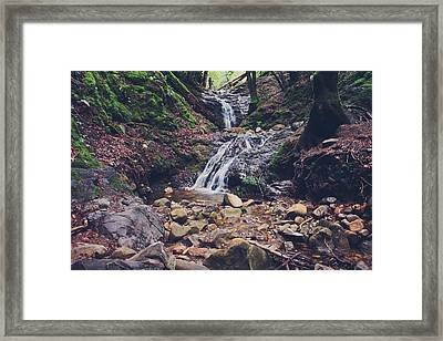 Picturesque Framed Print by Laurie Search