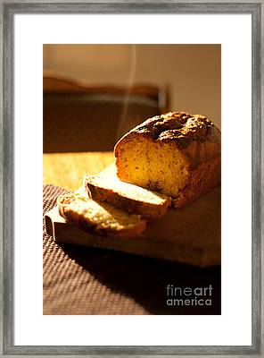 Piece Of Cake Framed Print by Ciprian Kis