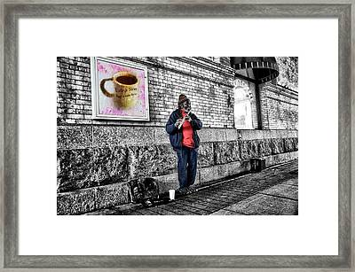 Pied Piper Framed Print by Bill Cannon