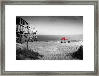 Pier 14 Framed Print by Ivo Kerssemakers