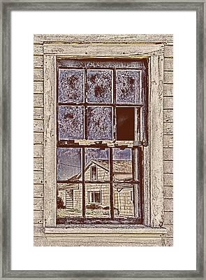 Pierce Point Ranch Framed Print by Robert Rus