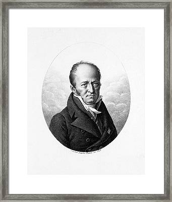 Pierre Andre Latreille Framed Print by National Library Of Medicine
