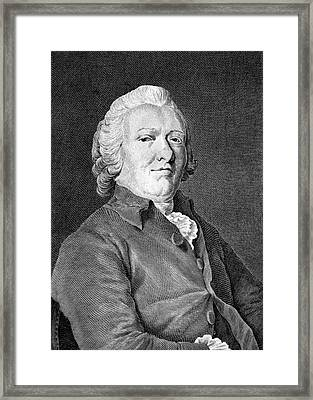 Pierre-joseph Desault Framed Print by National Library Of Medicine