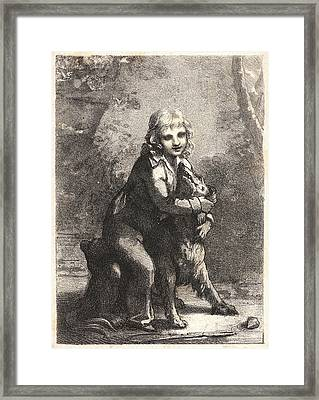 Pierre-paul Prudhon French Framed Print