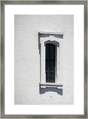 Pigeon Point Lighthouse In The Coast Of California 5d28277 Framed Print by Wingsdomain Art and Photography