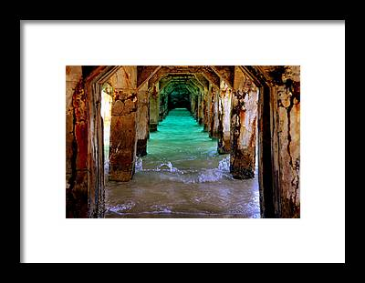 Passage Of Time Framed Prints