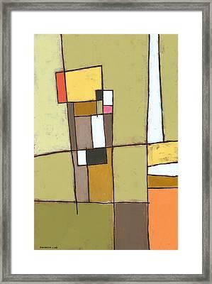 Pimento Framed Print by Douglas Simonson