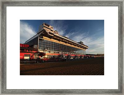 Pimlico Morning Framed Print by Michael French