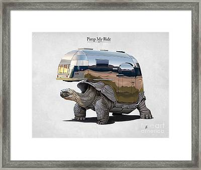 Pimp My Ride Framed Print by Rob Snow