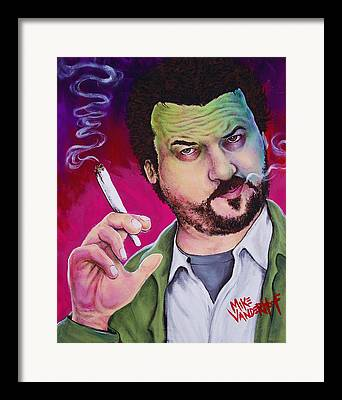 Eastbound And Down Framed Prints